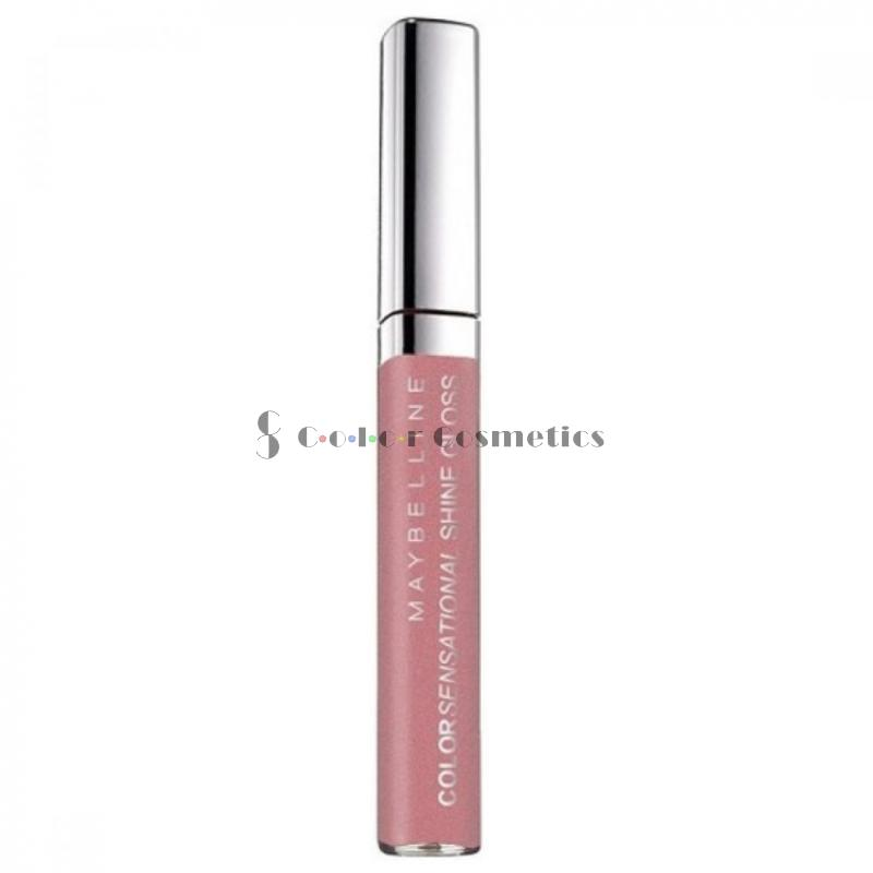 Lip Gloss Maybelline Color Sensational Shine Gloss - Fabulous Pink
