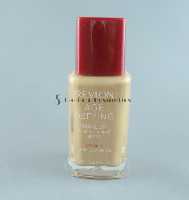 Fond de ten Revlon Age Defying Spa cu Botafirm - Golden Beige