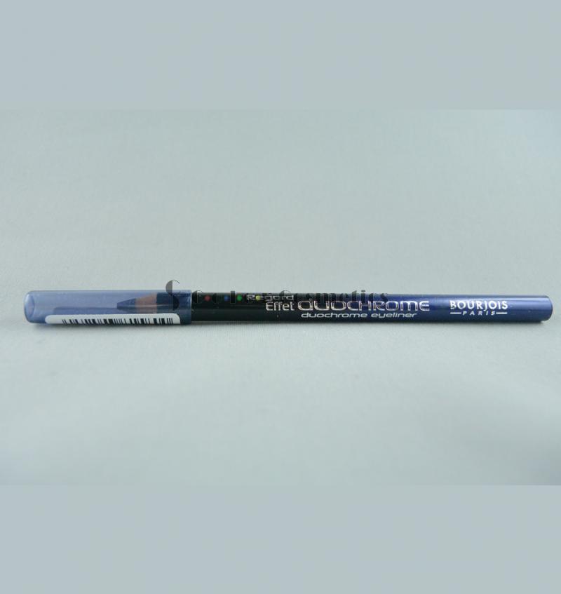 Creion dermatograf Bourjois Regard Effet DuoChrome eyeliner - Noir bleute
