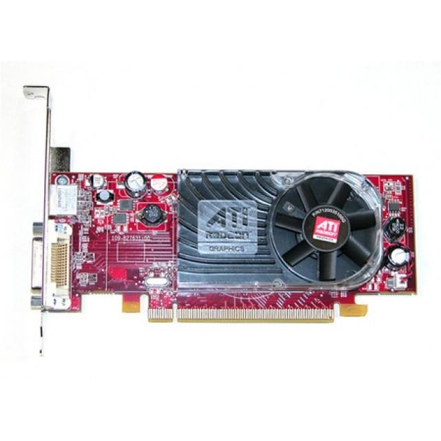 HD2400XT 256 MB PCIEX Iesire DMS59 (2 iesiri) fara adaptor