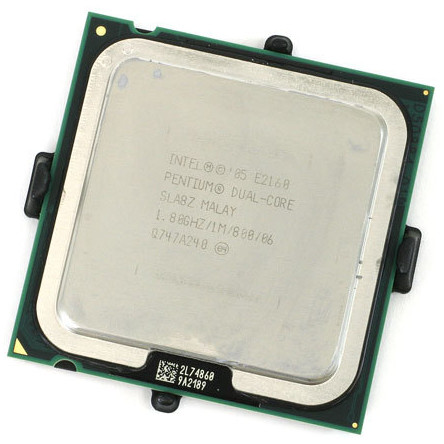 Componenta Calculator CPU Intel Dual Core E2160 1.8 GHz