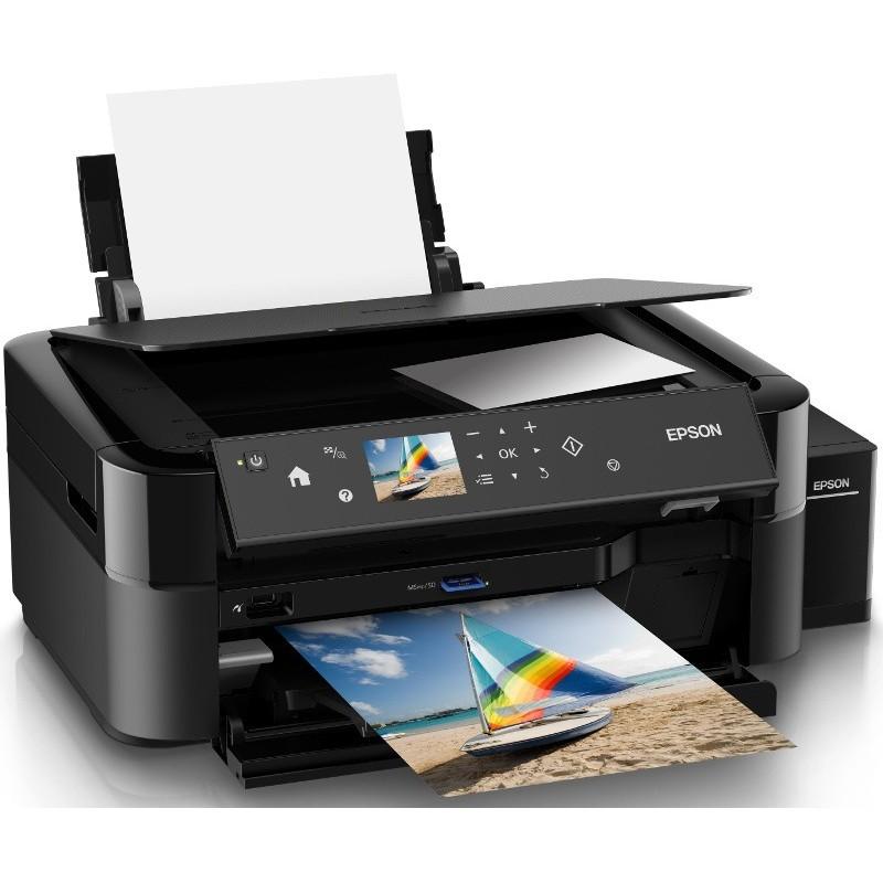 Imprimanta inkjet L810 A4 Black