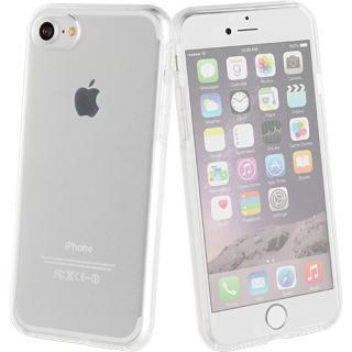 Husa Capac Spate Crystal 3D 360 Transparent Apple iPhone 7 Plus, iPhone 8 Plus