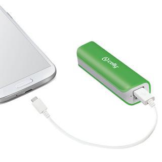 Baterie Externa Verde