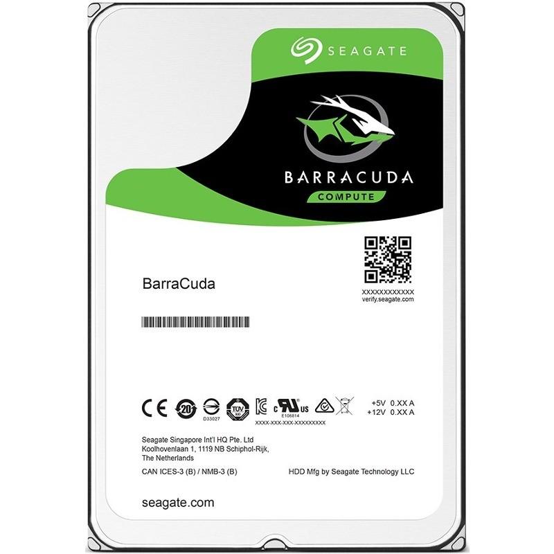 Hard disk laptop Barracuda Guardian 500GB SATA-III 5400rpm 128MB