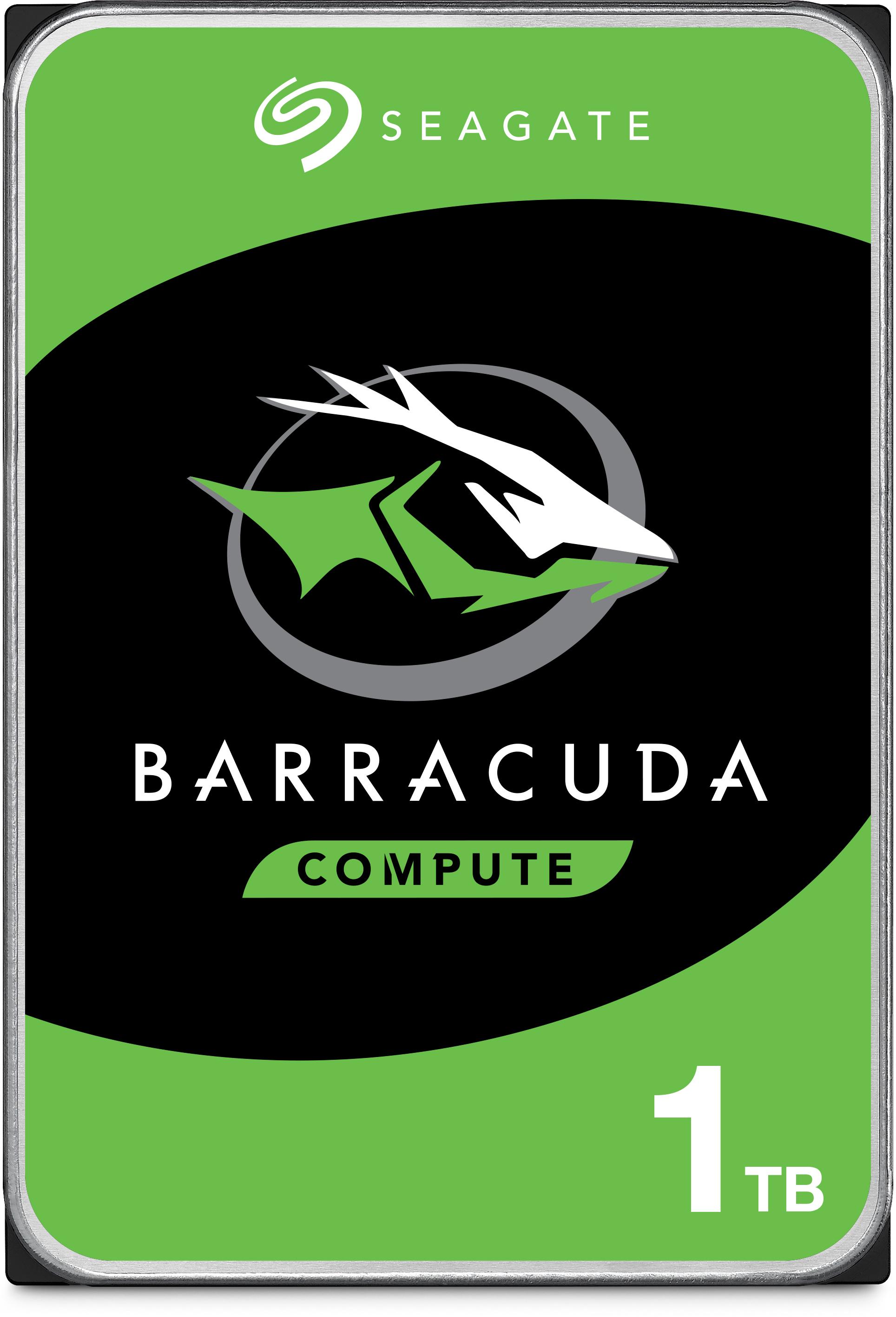 Hard disk Seagate BarraCuda 1TB SATA-III 7200RPM 64MB
