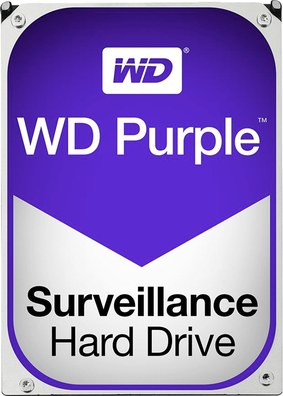 Hard disk WD New Purple 3TB SATA-III IntelliPower 64MB