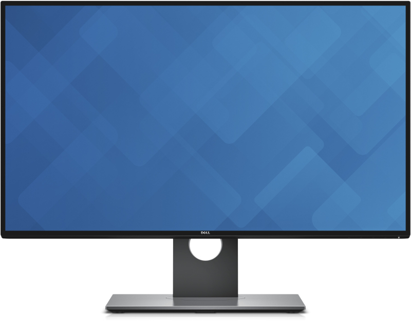 Monitor LED DELL U2717D 27 inch 6ms grey