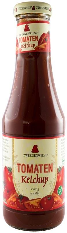Ketchup BIO, din piure de rosii - 500 ml