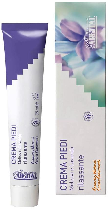ARGITAL - Crema pentru picioare, 75 ml