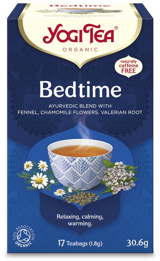 Ceai Bio DE SEARA Yogi Tea, 30.6 g