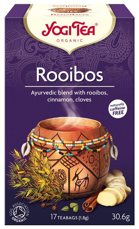 Ceai Bio ROOIBOS Yogi Tea, 30.6g