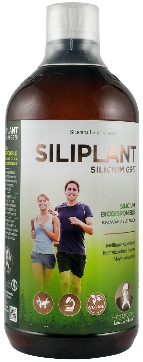 SILICIU G5 SILIPLANT - Siliciu organic extras din planta coada-calului, 1000 ml