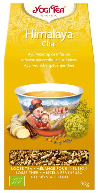 Ceai Bio HIMALAYA Yogi Tea, 90g