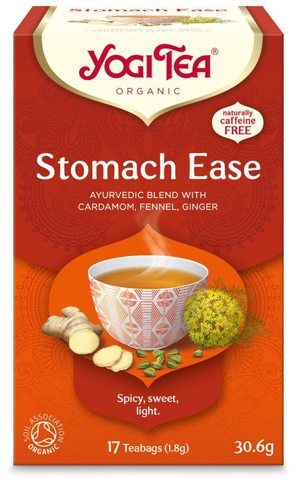 Ceai Bio DIGESTIV Yogi Tea, 30.6 g
