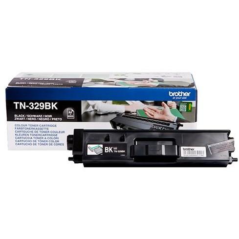 Toner TN321BK black