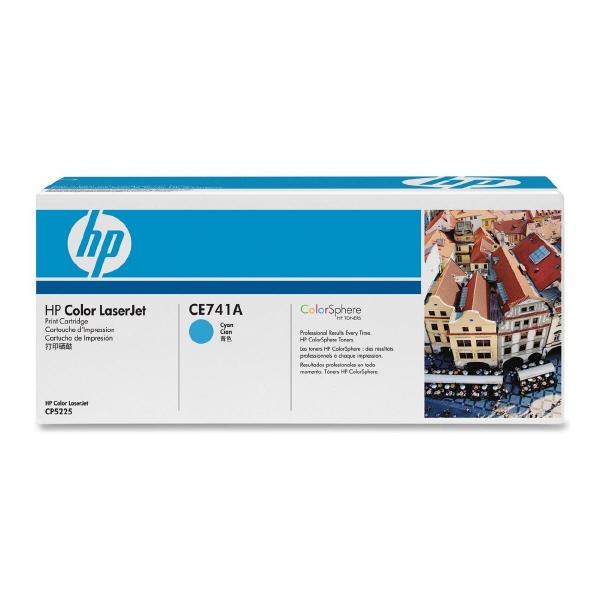 Cartus: HP Color LaserJet CP5225 - Black