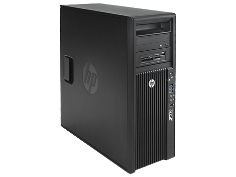Hp, HP Z220 CMT WORKSTATION, Intel Core i7-3770, 3.40 GHz, video: Intel HD Graphics 4000; TOWER