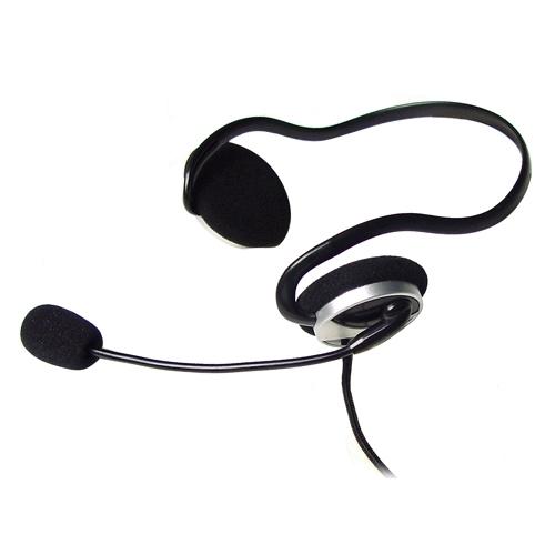 Casti A4TECH Sport, microfon flexibil, control volum pe fir, 'HS-5P' EAN-4711421695718