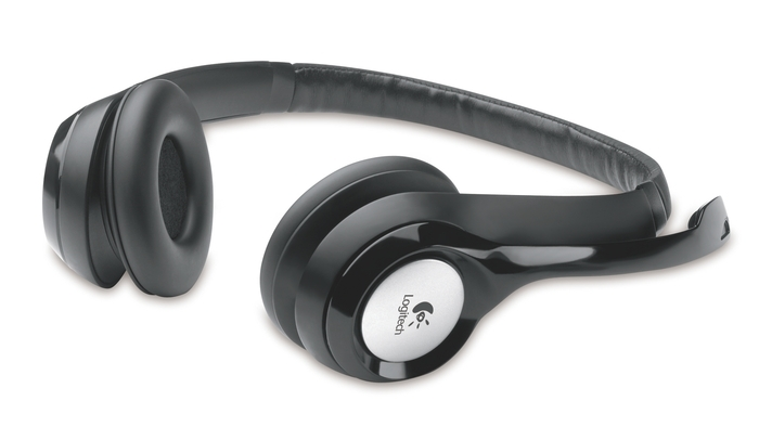 Casti Logitech ''H390' USB Stereo Headset with Microphone '981-000406' (include timbru verde 0.01 lei)