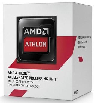 CPU AMD skt AM1 SEMPRON 3850, 1.3GHz, 2MB cache , 25W 'SD3850JAHMBOX'