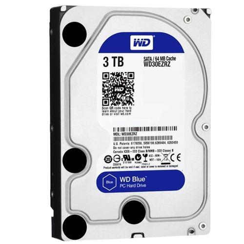 HDD 3TB 5400 64M S-ATA3 '4TRZ' WD (WD30EZRZ)