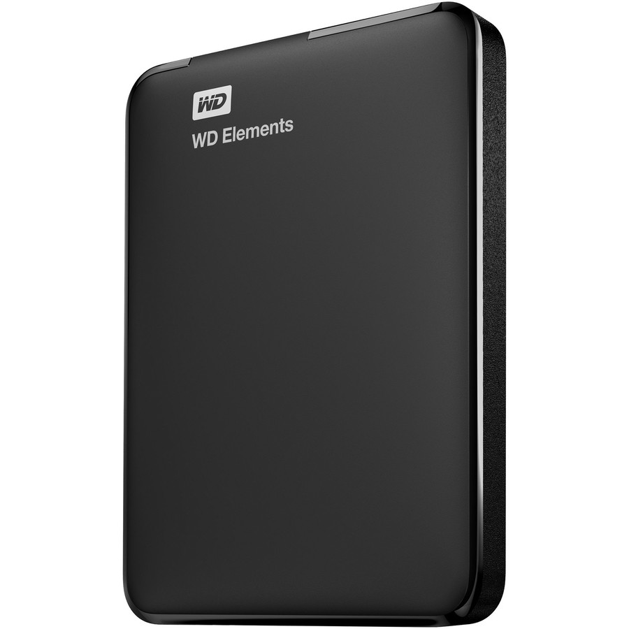 Hard disk extern Elements Portable 2TB 2.5 inch USB 3.0 Black