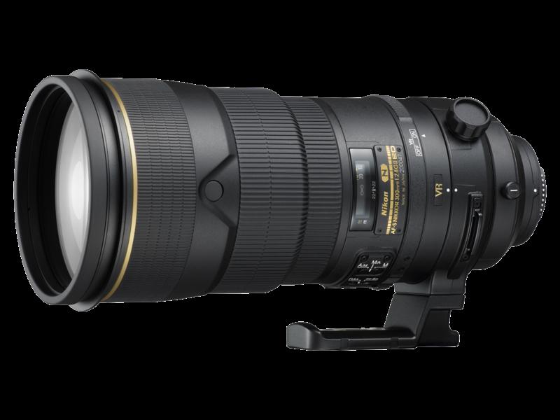 300mm f/2.8G ED VR II AF-S NIKKOR