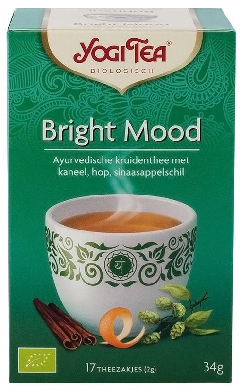 Ceai bio BUNA DISPOZITIE, Yogi Tea, 34 g