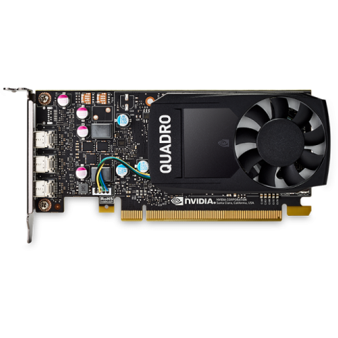 Placa video nVidia Quadro P400 DVI 2GB GDDR5 64 bit