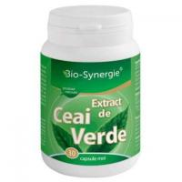 Extract de ceai verde 30cps BIO-SYNERGIE
