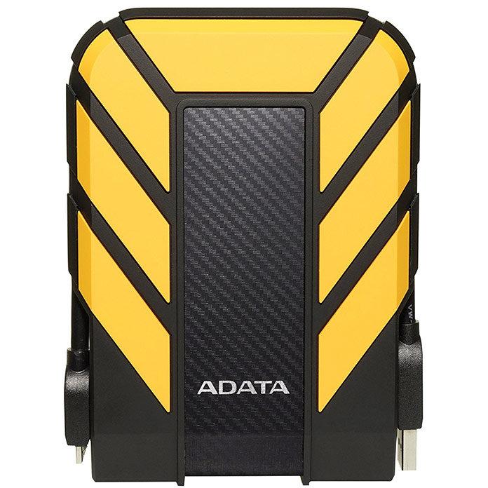 Hard disk extern Durable HD710 Pro 2TB 2.5 inch USB 3.1 Yellow
