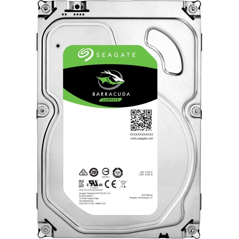 Hard disk BarraCuda 4TB SATA-III 5400RPM 256MB
