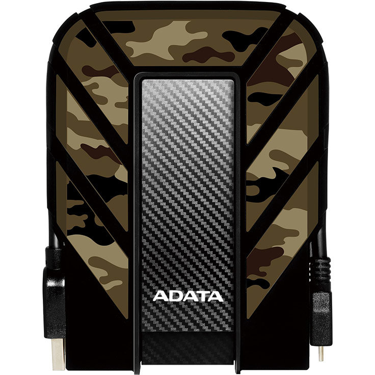 Hard disk extern Durable HD710M Pro 1TB 2.5 inch USB 3.0 Camouflage