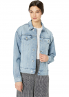 Tevor Jean Jacket in Spin City