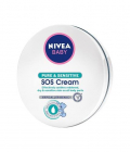 Crema Intensiva Nivea Baby Pure SOS Pure Sensitive 150 ML