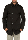 David Tc Trench In Black
