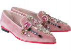 Crystals Set Moccasin