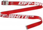 Industrial 2 0 Belt In Red And White
