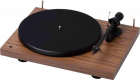 Pick Up Pro Ject Debut III RecordMaster cu Ortofon OM10 Walnut