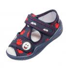 Sandalute pentru baietei Labute