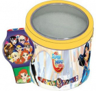 Ceas Junior SUPER HERO GIRLS Tin Box 504919