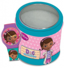 Ceas Junior WALT DISNEY KID WATCH Model DOC MCSTUFFINS Dott essa Peluc