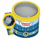 Ceas Junior WALT DISNEY KID WATCH Model THOMAS THE TRAIN Tin Box 57042