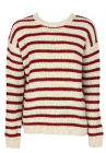 Pulover Pull and Bear Fay White