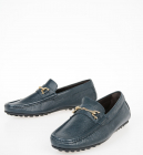 ID Leather Loafers