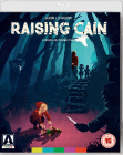Raising Cain Blu Ray Disc