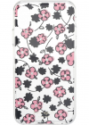 Jeweled Floradoodle Phone Case For iPhone XS