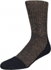 Wool Acrylic Socks In Navy