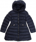Blue Charpal Down Jacket
